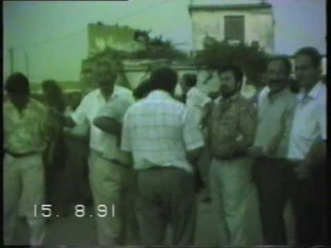 Παύλος Μυριδάκης – Παρέα στις Μέλαμπες πριν 20 χρόνια