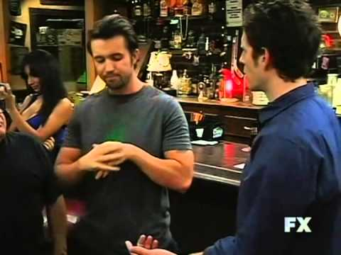 "It's Always Sunny: ""Your body quit, your bird quit. And, unfortunately, it's no longer legit."""