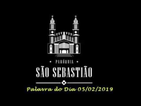 Palavra do dia  05/02/2019 Pe Itamar, scj