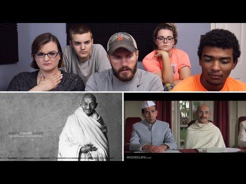 Gandhi | 4 Movie Clip REACTION!