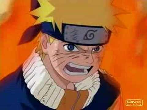 Naruto Pain Three Days Grace
