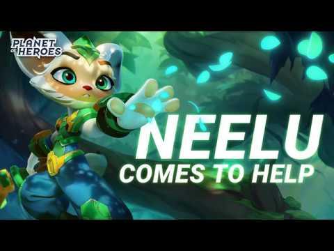 Neelu comes to help! (видео)