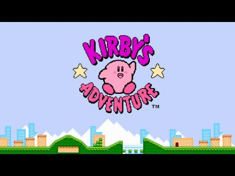 kirby adventure wii unboxing