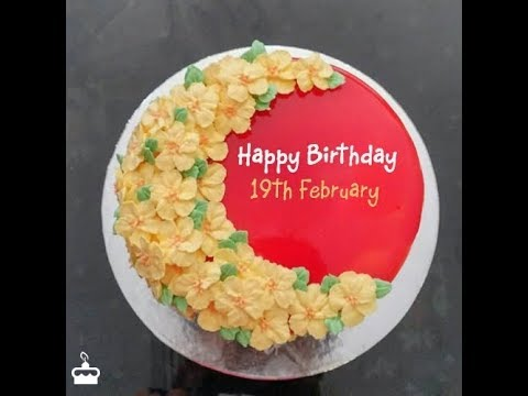 Happiness quotes - 19 February 2019  Birthday StatusHappy Birthday Song With QuotesBest Birthday WhatsApp Status