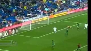 Zidanes Volleytor gegen Racing Santander (2003)