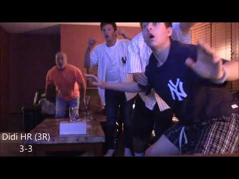 Yankees Fan Reaction - Wild Card - Yankees vs Twins