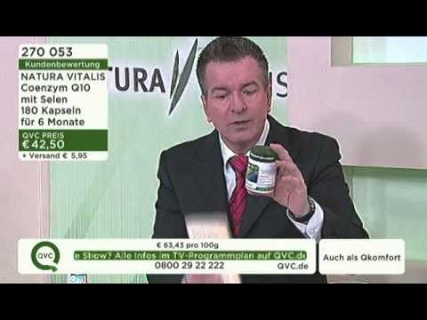 Coenzym Q10 von Natura Vitalis
