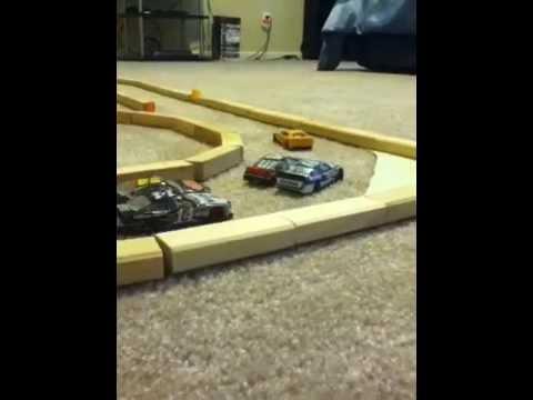 Stop Motion Season 2 Race 3 – John 3:16 500