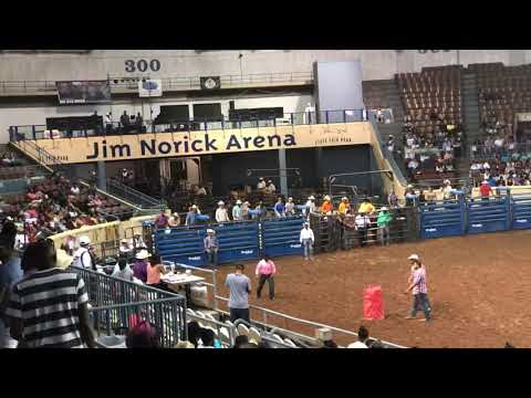 Cowboys Of Color Rodeo 2018 Pony Express 1st Race