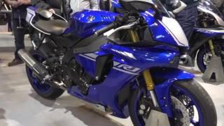 10. 2017 Yamaha YZF R1 @ Motorcycle Live 2016
