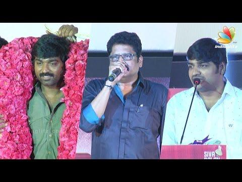 Im-a-big-fan-of-Vijay-Sethupathi--KS-Ravikumar-Speech-Comedian-Sathish-at-Rekka-Trailer-Launch