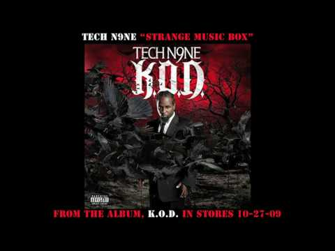Tech N9ne - Strange Music Box (Feat. Krizz Kaliko & Brotha Lynch Hung) | OFFICIAL AUDIO