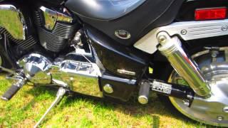 10. ***2005 HONDA VTX1800*** V-Twin 4-Stroke Fuel Injected Cruiser - LEXINGTON, KY