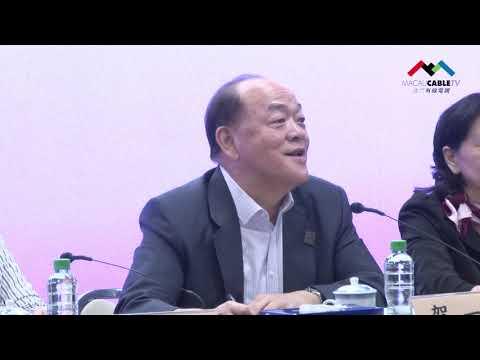 2019特首選舉系列報道【賀一誠出席 ...