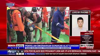 Video 30 Kantung Jenazah Korban Lion Air Diangkut KN SAR Sadewa MP3, 3GP, MP4, WEBM, AVI, FLV November 2018