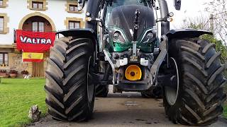 Video the first valtra t 254 versu smart touch in spain.tractor of the year 2018 MP3, 3GP, MP4, WEBM, AVI, FLV Februari 2019