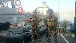 Naval Philippines  City new picture : 118th Anniversary Philippine Navy - HQ Access Part 1 (Naval Vehicles and Booths)
