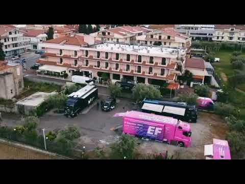 Il Giro d'Italia 2021 al Villa Elena