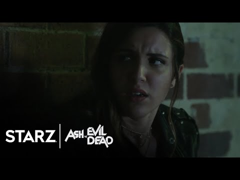 Ash vs Evil Dead | Season 3, Episode 8 Clip: Hell | STARZ