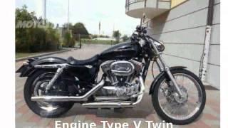 4. 2006 Harley-Davidson Sportster 1200 Custom - Walkaround and Features