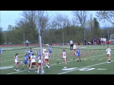 Lindsey Luposello Lacrosse Video.wmv