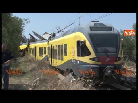 Morire all'improvviso su un treno giallo durante un viaggio in Italia