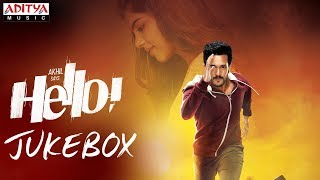 Video HELLO! Songs Jukebox | Akhil Akkineni, Kalyani Priyadarshan | Vikram K Kumar | Anup Rubens MP3, 3GP, MP4, WEBM, AVI, FLV Januari 2018
