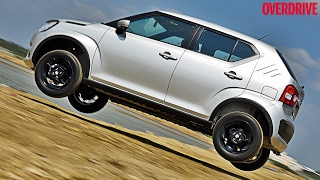 Video Maruti Suzuki Ignis - First Drive Review MP3, 3GP, MP4, WEBM, AVI, FLV April 2017