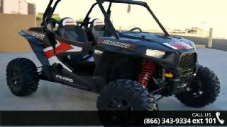 3. 2015 Polaris RZR XP 1000 EPS Stealth Black  - RideNow Pow...