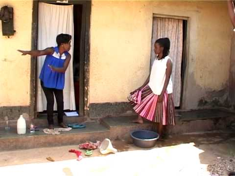 Good neighbor Kansiime Anne - African Comedy