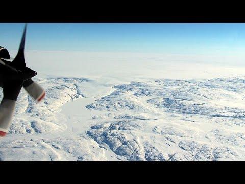 Ανακαλύφθηκε κρατήρας μεγαλύτερος και από το Παρίσι κάτω από τον πάγο της Γροιλανδίας…