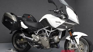 3. 2011 APRILIA MANA 850 GT W/ABS - National Powersports Distributors