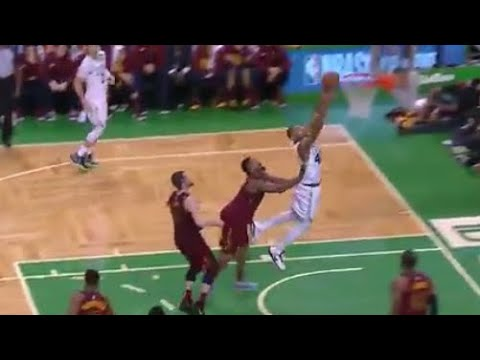 JR Smith DIRTY PLAY Marcus Smart Wants To Fight