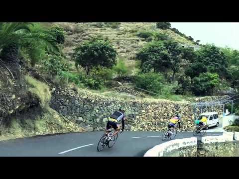 I Cicloturista Isla de La Gomera