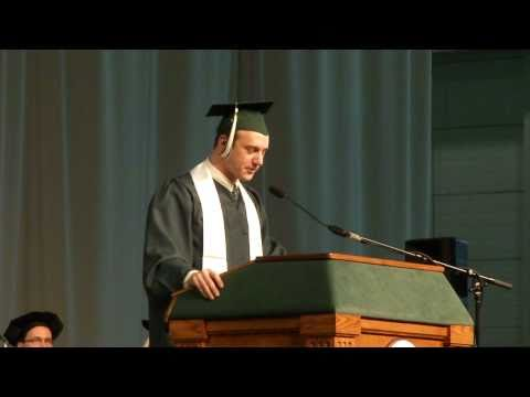 Binghamton Fall 2010 Undergrad Commencement Speech (Aaron Gold Complete Presentation)