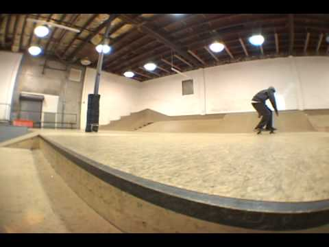 Dave Chappele Tre Flip Department of Skateboarding 2006