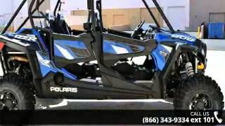 3. 2016 Polaris RZR 4 900 EPS Blue Fire  - RideNow Powerspor...