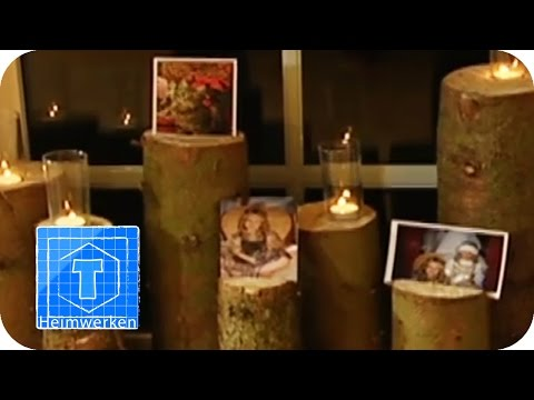 Dekotipp f r weihnachten fensterdeko mit tannenkr nzen - Weihnachtsgeschenke selber machen fa r oma und opa ...