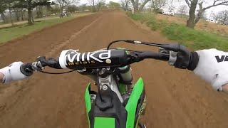 2. Here's Why The Kawasaki KX250F Is The BEST 250F Dirt Bike