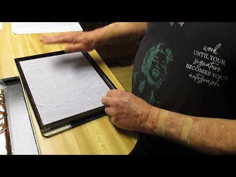 The ORIGINAL Hectograph printer