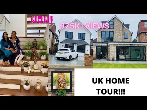 LONDON HOME TOUR IN TELUGU ||||హోమ్ టూర్ in uk
