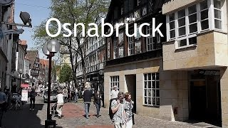 Osnabruck Germany  city pictures gallery : GERMANY: Osnabrück city [HD]