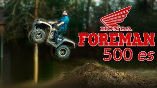 10. Honda Foreman 500 | ATV Review and Ride