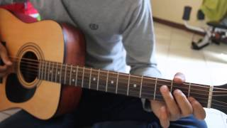 D'Masiv Jangan Menyerah Guitar Cover