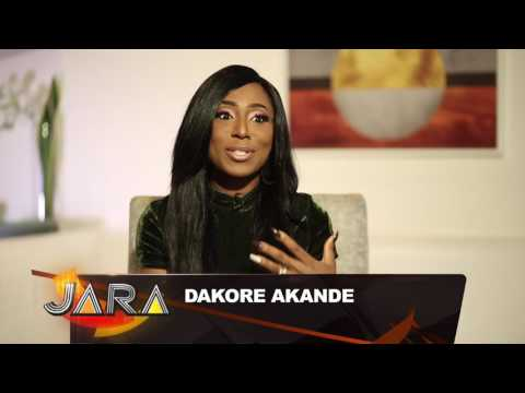 Star Actress Dakore Akande & Director of ISOKEN, Jade Osiberu on AfricaMagic's JARA