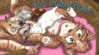 Overwhelmed... - Princess: Day 5 - Warrior Cats Speedpaint/Theory