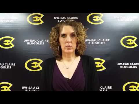 WBB:Coach Englund recaps win over UW-Lacrosse