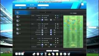 แจกแผน Maneger +แทคติก 3-2-5 ดาวทอง # FIFA Online 3 ไอ้สอง, fifa online 3, fo3, video fifa online 3