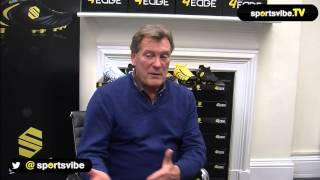 Glenn Hoddle Talks Tottenham, Chelsea And England