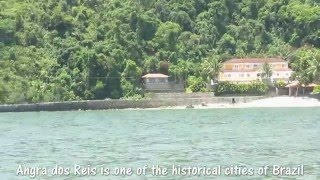 Angra Dos Reis Brazil  City pictures : Boat trip from Ilha Grande to Angra dos Reis, Brazil
